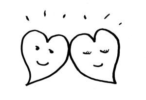 hartverliefd jij+ik=wij